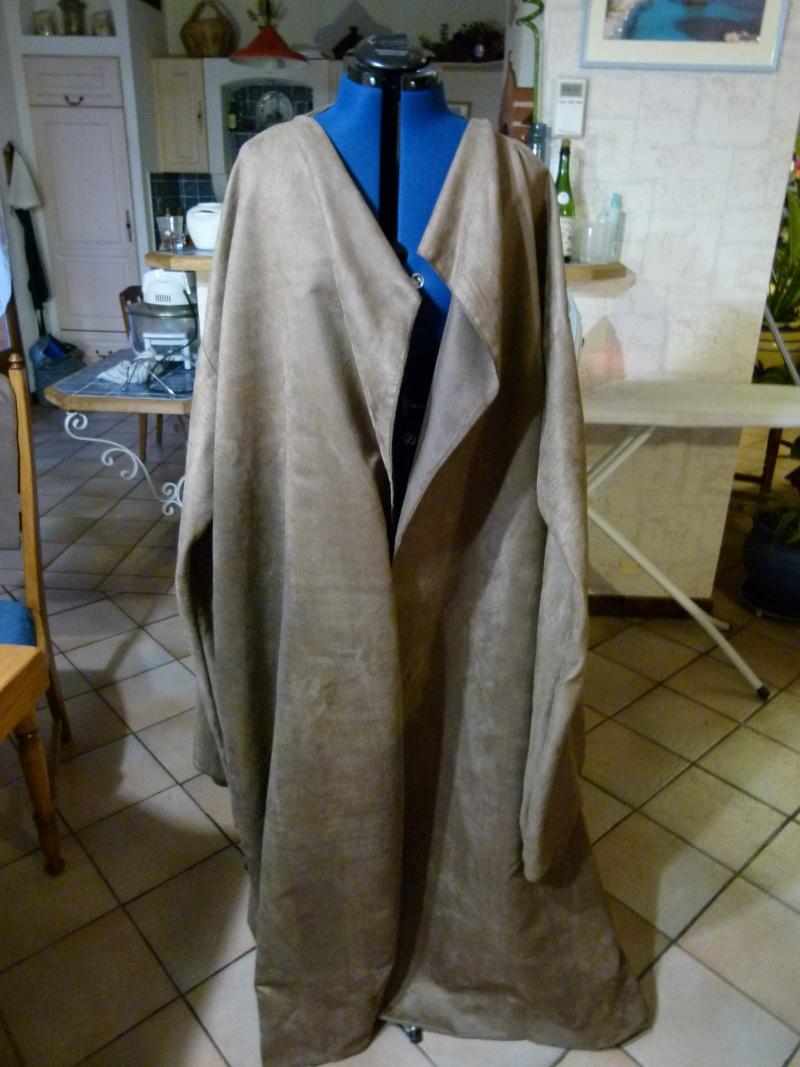 Mon costume du Jedi Fou : Hakufu P1000313