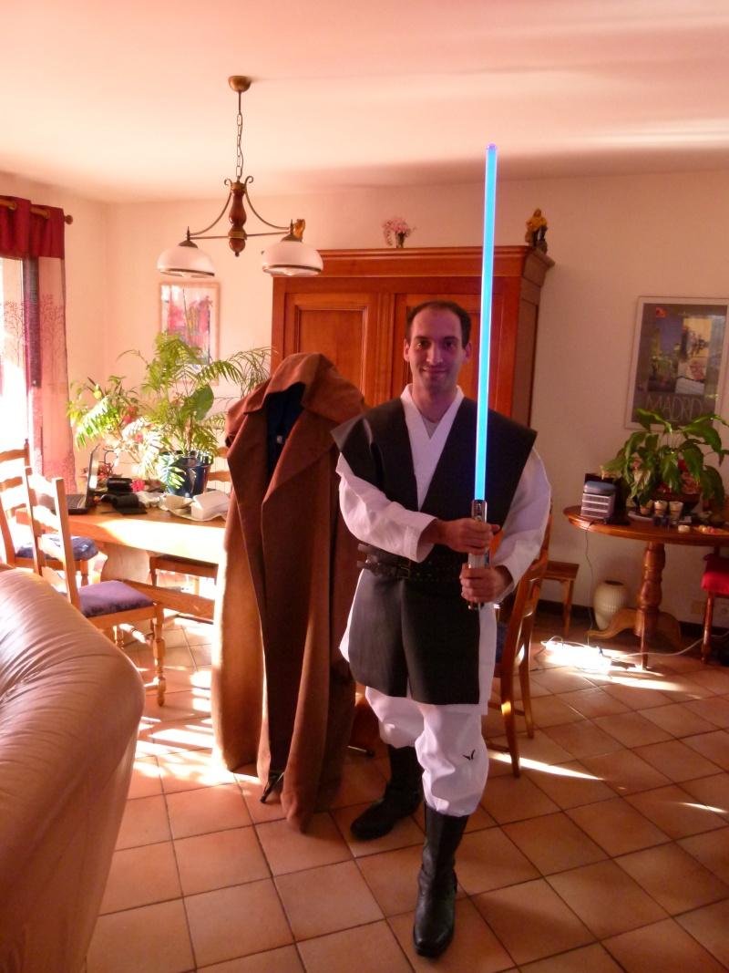 Mon costume du Jedi Fou : Hakufu P1000315