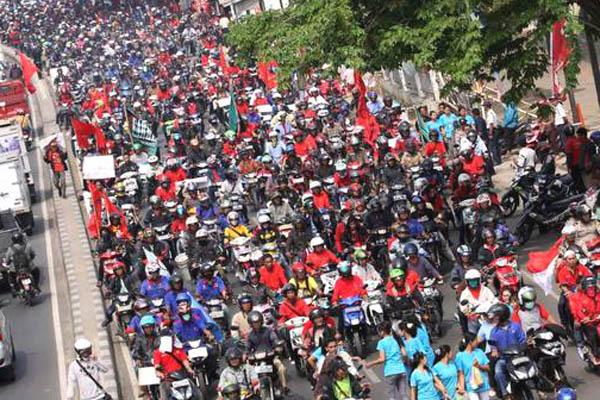 Situation en Indonésie Manif_10