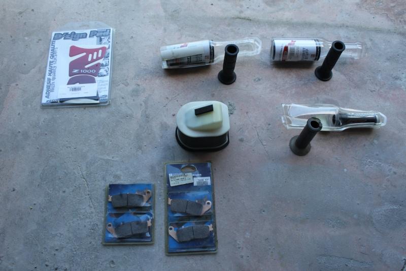 [VENDU] pièces et accessoires Z750 et 1000 2009 Img_0715