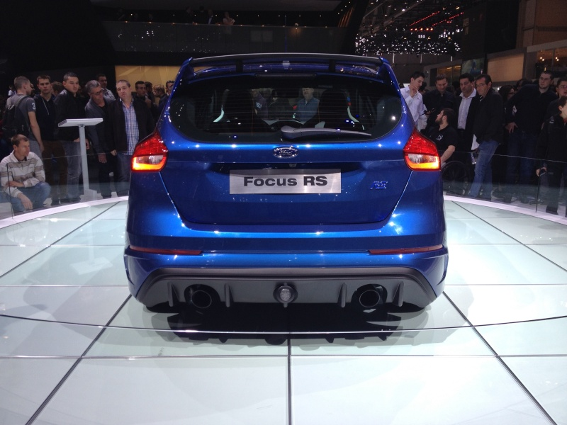 Nouvelle Focus RS Img_2318