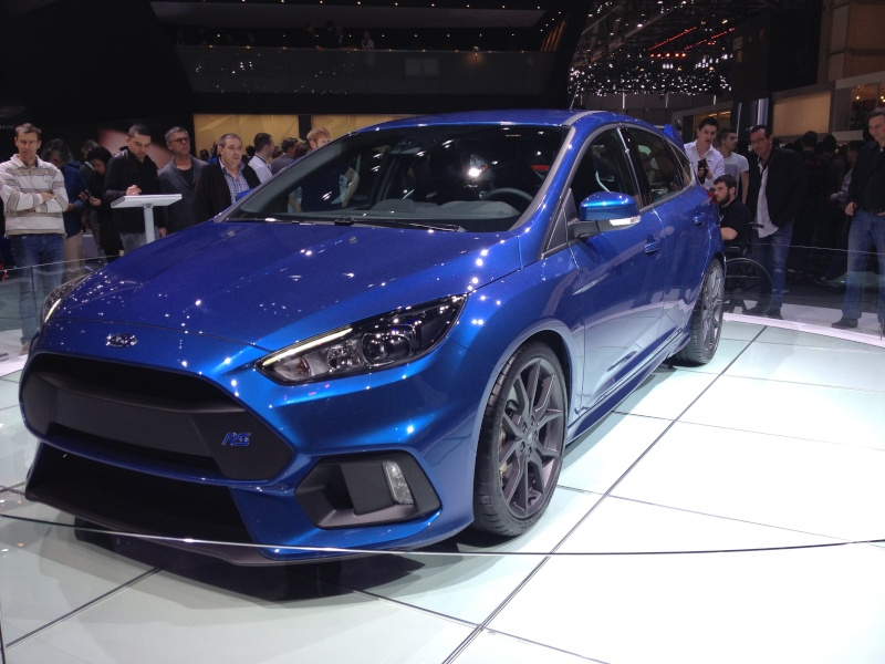 Nouvelle Focus RS Img_2436