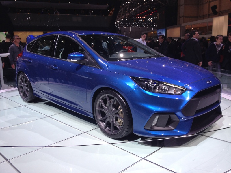 Nouvelle Focus RS Img_2438