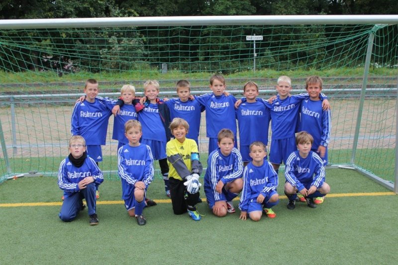 EII Junioren spielen gegen FCN FI Tsg-fc10
