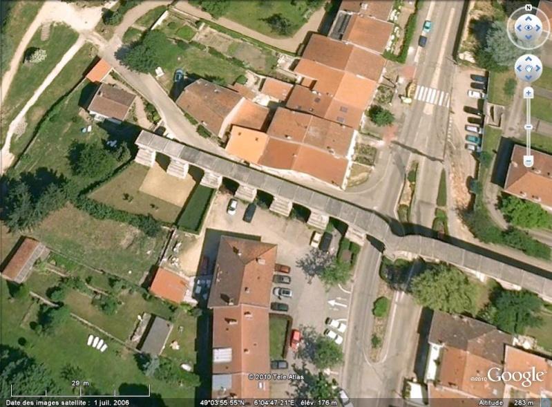 Antiquités romaines sous l'oeil de Google Earth - Page 2 Aquedu12