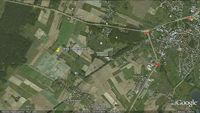 Bagnes et Camps d'internement / déportation découverts avec Google Earth - Page 3 Stalag11