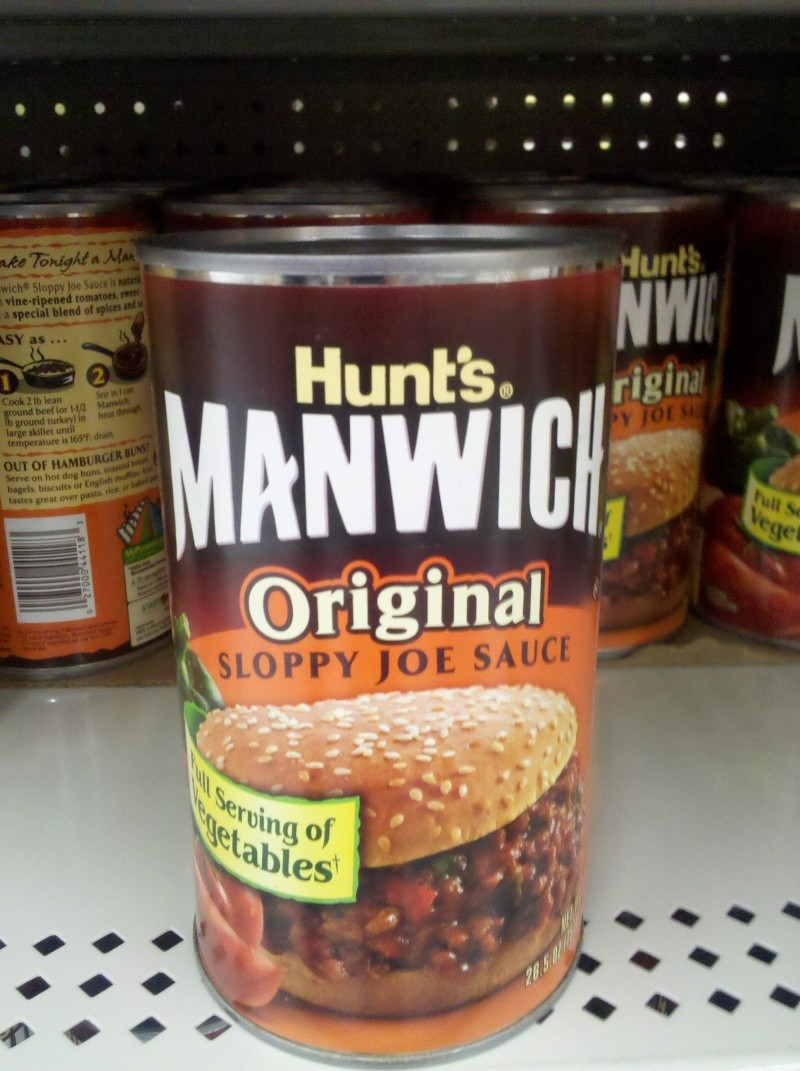 I Found A Picture of Manwich. Manwic10