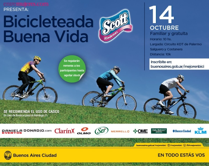 BICICLETEADA NUEVA VIDA - Domingo 14/10 Bicicl10