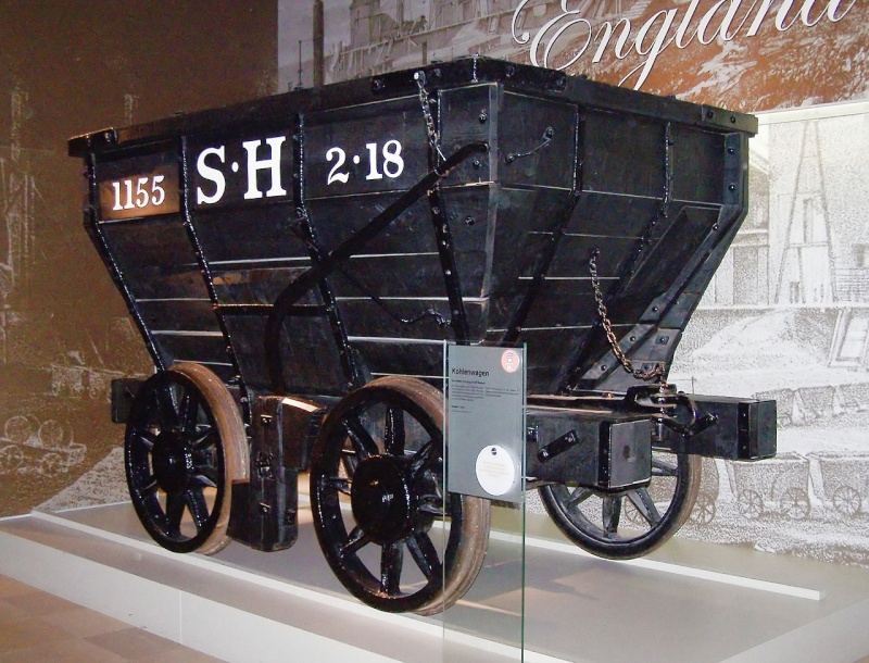 Kohlenlore, DB Museum, 1:32 1280px10