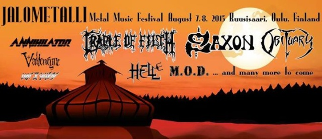 Vallenfyre play Jalometalli Fest (Oulu/Finland) this August 10953910