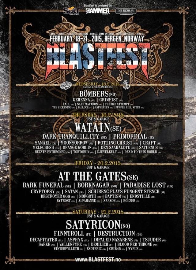 Blastfest - Bergen (Norway) February 21 - 2015 66611