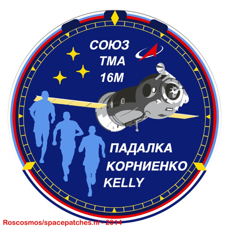 Lancement Soyouz-FG / Soyouz TMA-16M - 27 mars 2015 Soyuz-13