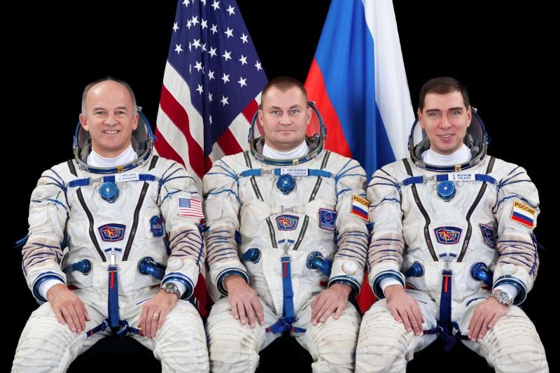 Lancement Soyouz-FG / Soyouz TMA-16M - 27 mars 2015 Soyuz-14