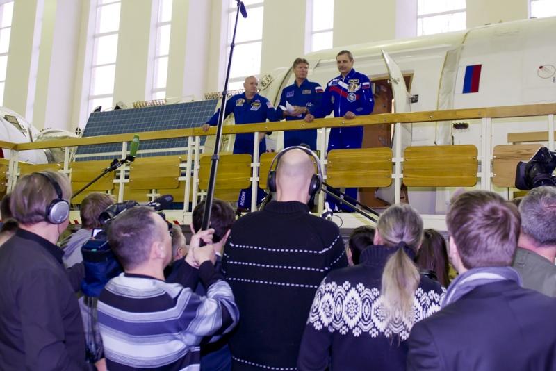 Lancement Soyouz-FG / Soyouz TMA-16M - 27 mars 2015 Soyuz-19