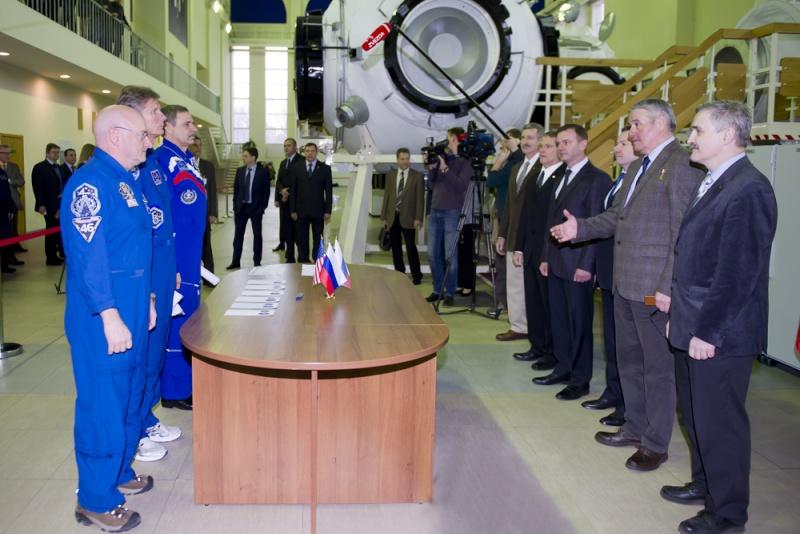 Lancement Soyouz-FG / Soyouz TMA-16M - 27 mars 2015 Soyuz-20