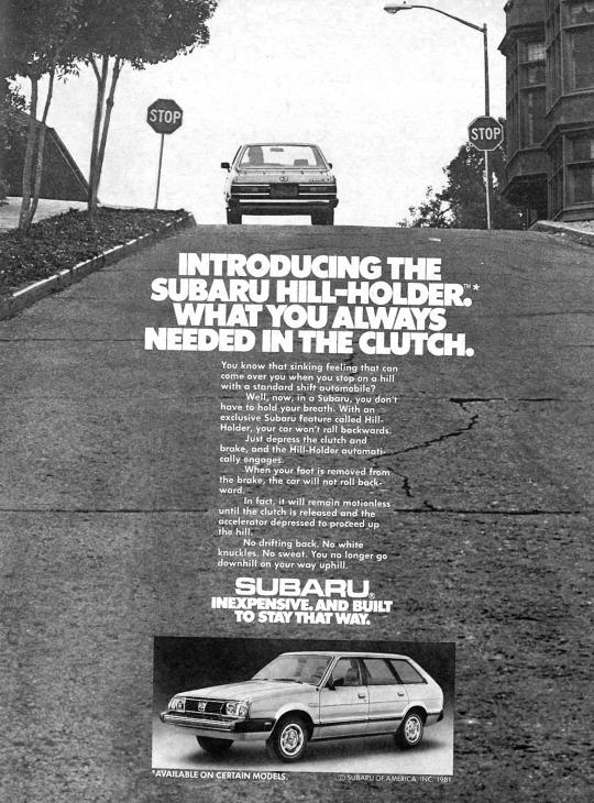 Vintage Subaru ADS Tumblr12