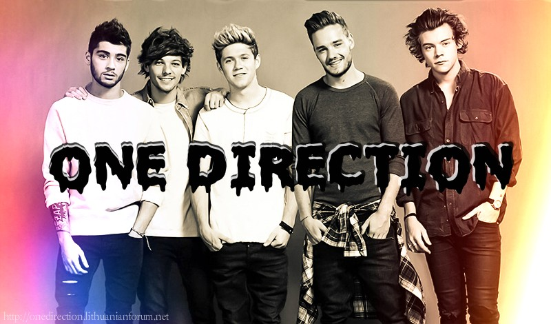 ONE DIRECTION LITHUANIA