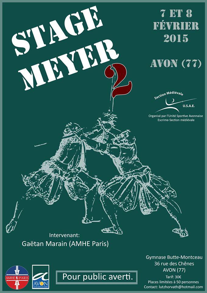 Stage AMHE à Nantes orienté pratique sportive - 24 et 25 janvier 2015 10835210