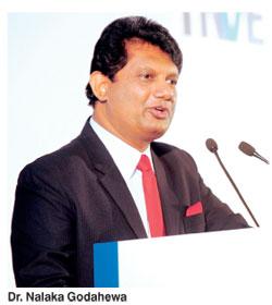 Dr. Godahewa shares 2020 vision for Sri Lanka's capital market Nalaka10
