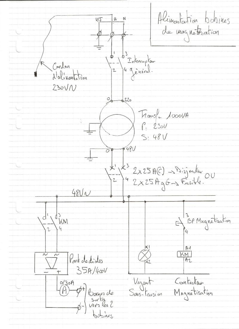 Projet personnel: Magnetiseur d'aimants - Page 3 Schyma10