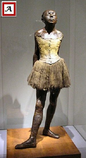 La bailarina, de Degas -soneto encadenado o spenceriano-  Degasa10