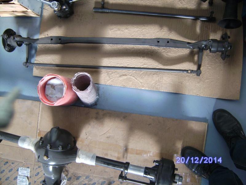 Restauration citroen trefle moteur - Page 2 Sany1315