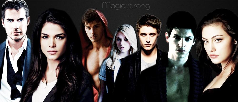 Magic-strong