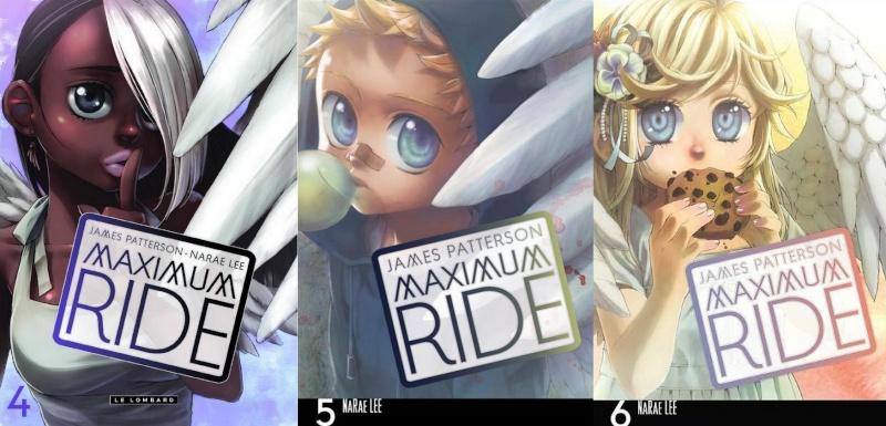 Maximum Ride 210