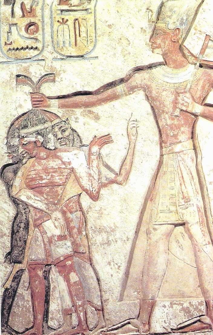 Egipto INFUENCIA EXTATERRESTRE Estela10