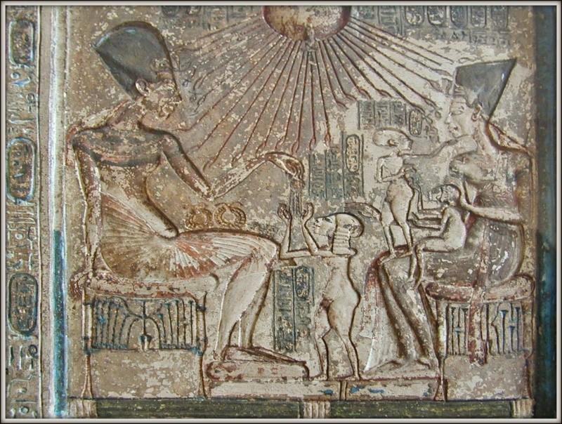 Egipto INFUENCIA EXTATERRESTRE Flickr10