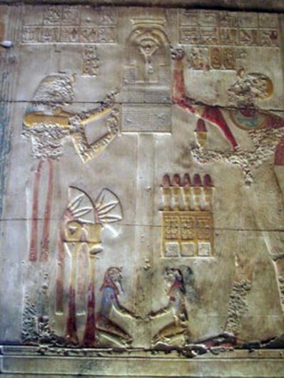 Egipto INFUENCIA EXTATERRESTRE Gigant10