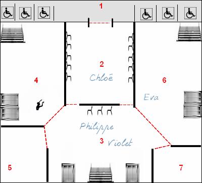 Mini-mission Ravitaillement - Ordre [Livre I - Terminé] Carte410