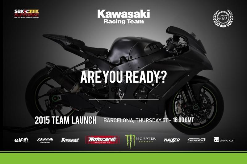 [OFFICIEL KAWASAKI] Kawasaki Racing Team 2015 Presentation Hi_26f10