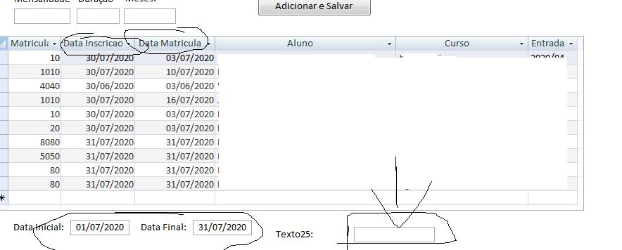 [Resolvido] Somatório de registro de sub-formulario Sem_tz10