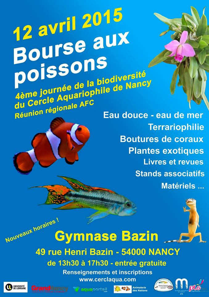 Journée de la Biodiversité - Nancy - 12 avril 2015 Bourse10