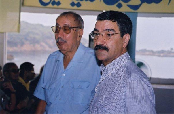 Le défunt Mhamed Yazid et Said Sadi 512