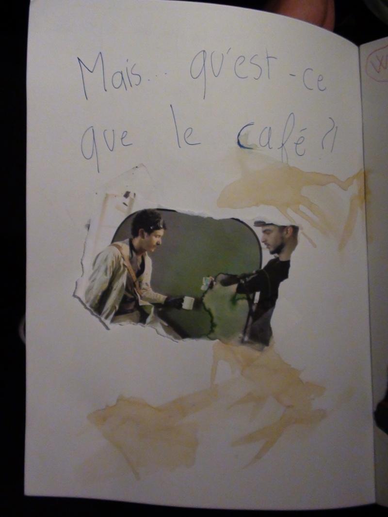 [Fan art] La Bible Frenchnerd Dsc00825