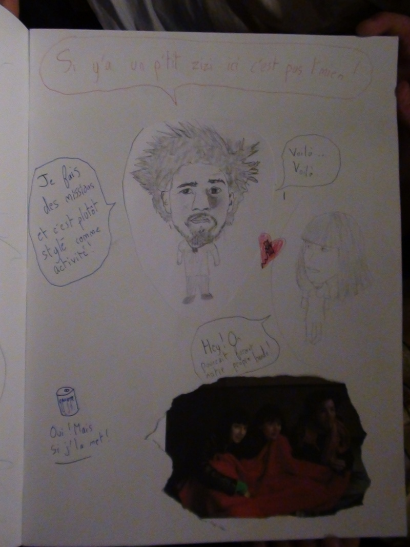 [Fan art] La Bible Frenchnerd Dsc00832