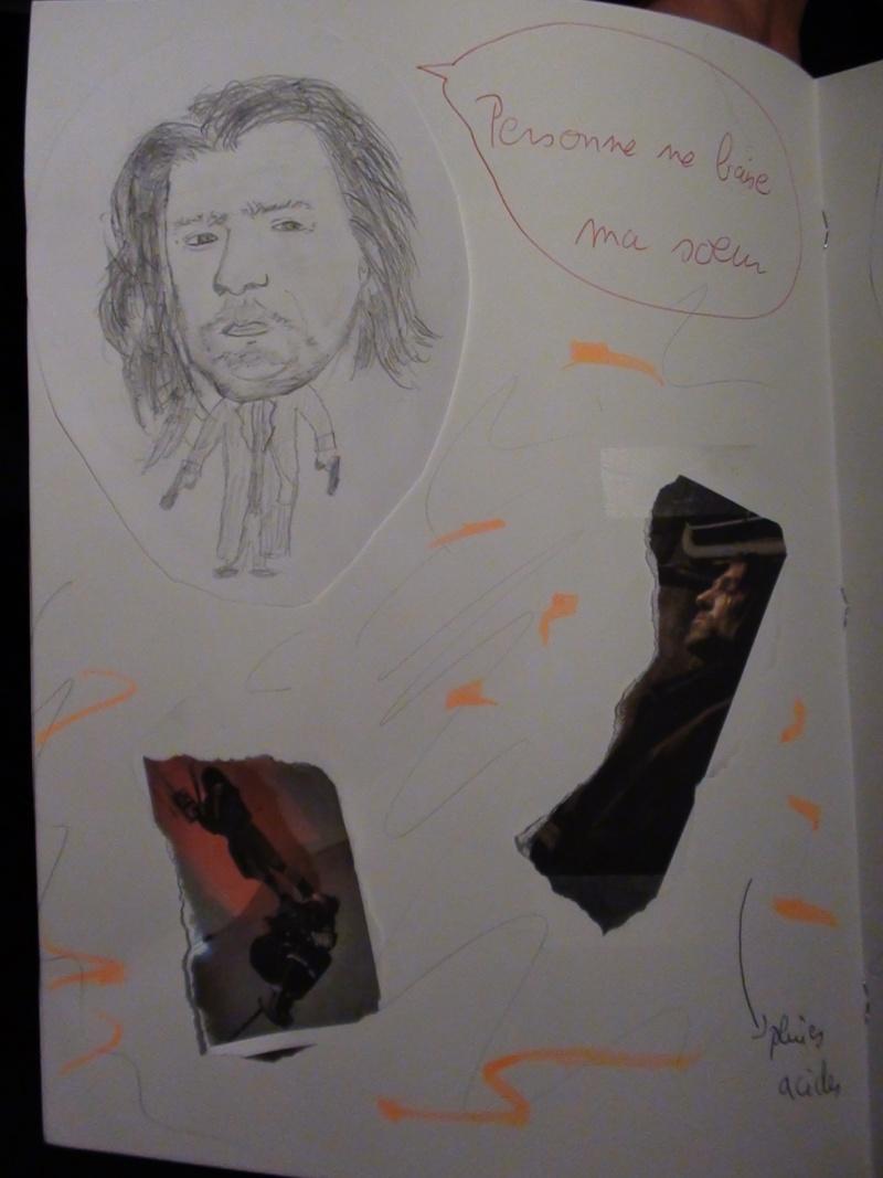 [Fan art] La Bible Frenchnerd Dsc00833