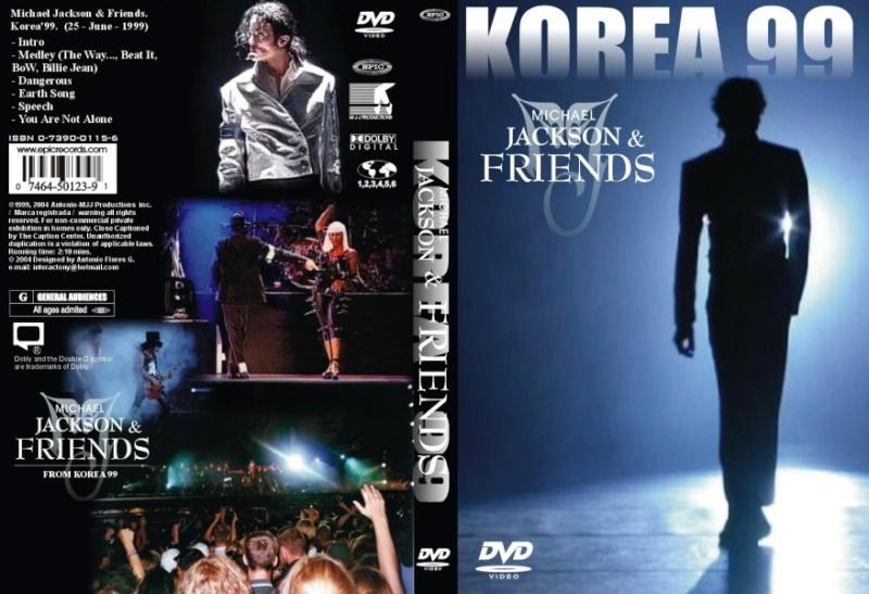 [DL] Michael Jackson & Friends In Korea 1999 Friend10