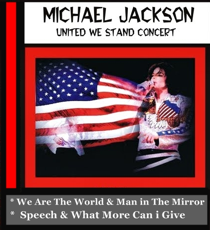 Michael Jackson United We Stand MP3 (2001) United10
