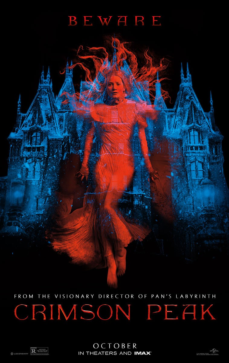 Crimson Peak - Guillermo del Toro Crimso10