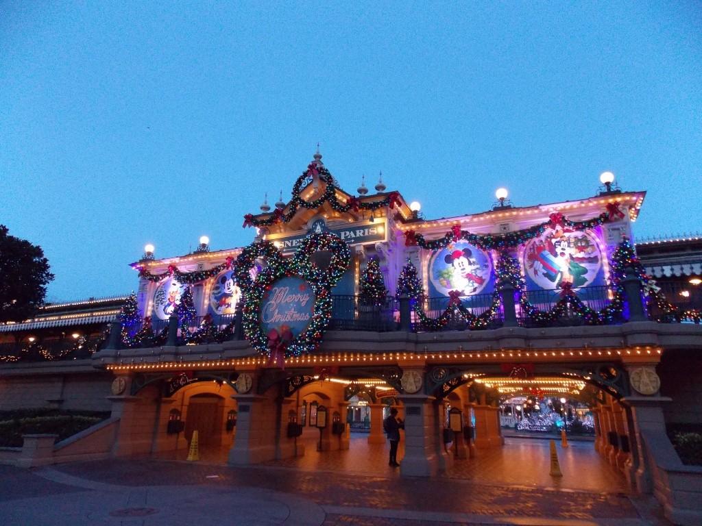 Le Disneyland Hôtel en amoureux du 11 au 13 janvier 2015 (Début du TR p2) - Page 2 Dscn8817