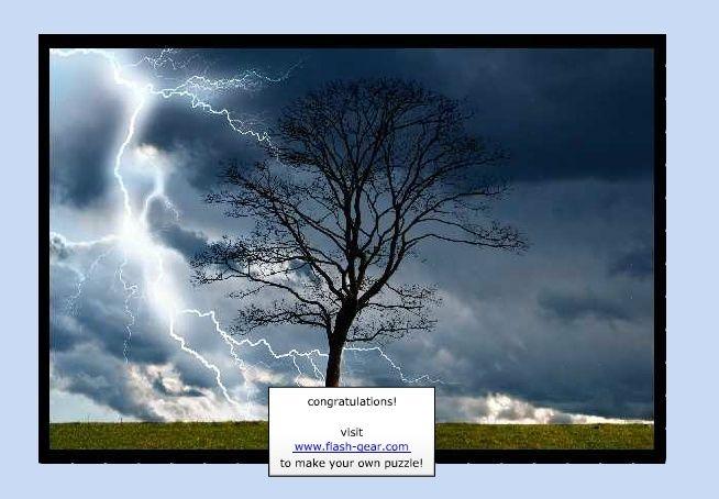 Puzzle #16 - Soir d'orage 1a53