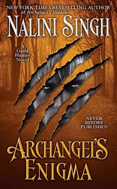 Chasseuse de Vampires - Tome 8 : L'Énigme de l'Archange de Nalini Singh Archan10