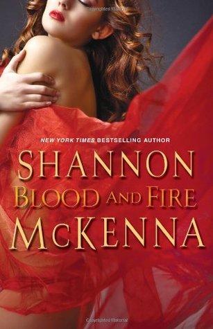 Les Frères McCloud - Tome 8 : Dans la tourmente de Shannon McKenna Blood_10