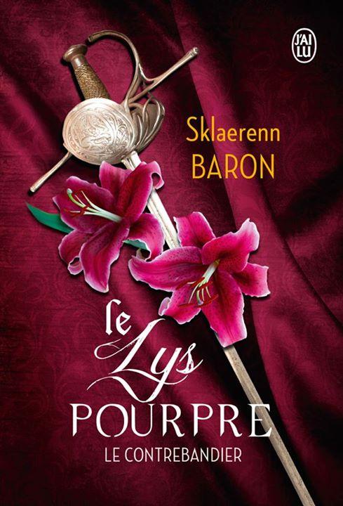 Le Lys Pourpre - Tome 1 : Le Contrebandier de Sklaerenn Baron Contre10
