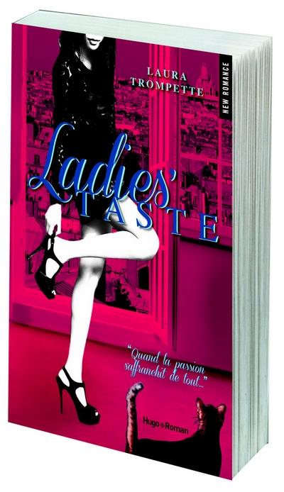 Ladies' Taste de Laura Trompette Couv_l11