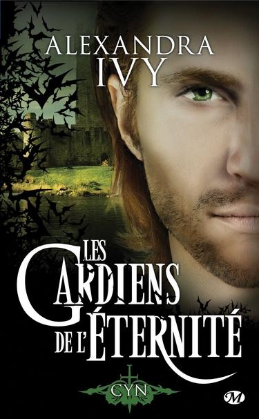 Les Gardiens de l'éternité - Tome 12 : Cyn d'Alexandra Ivy Cyn10