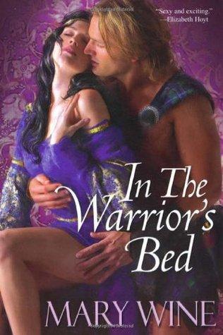 La saga McJames - Tome 2 : Dans le lit d'un guerrier de Mary Wine In_the10
